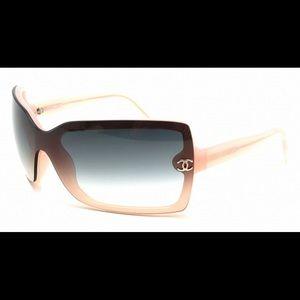 Chanel sunglasses pink vintage